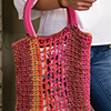Knotted Net Tote
