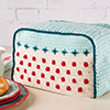 Polka-Dot Toaster Cover