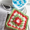 Granny Square Scrubbies
