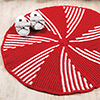 Peppermint Twist Rug